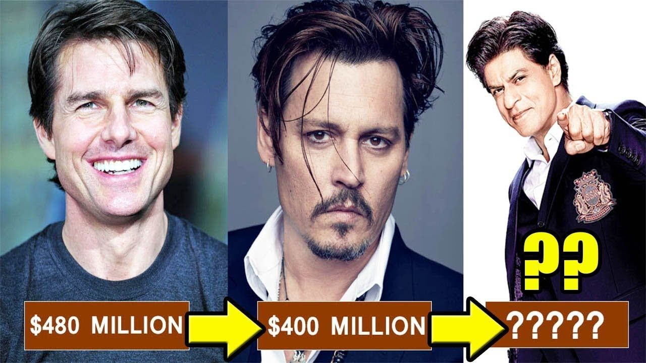 Top 10 Richest Actors in The World 2018 - 2019 | Amazing