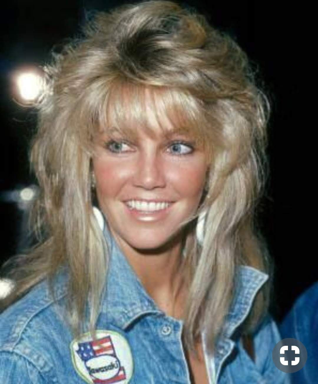 Pin by Phyllis Spaw on Hair inspiration | 80s hair, 1980s hair, Heather  locklear