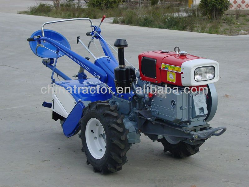 12hp 15hp 18hp 2wd Walking Tractor Power Tiller View Walking