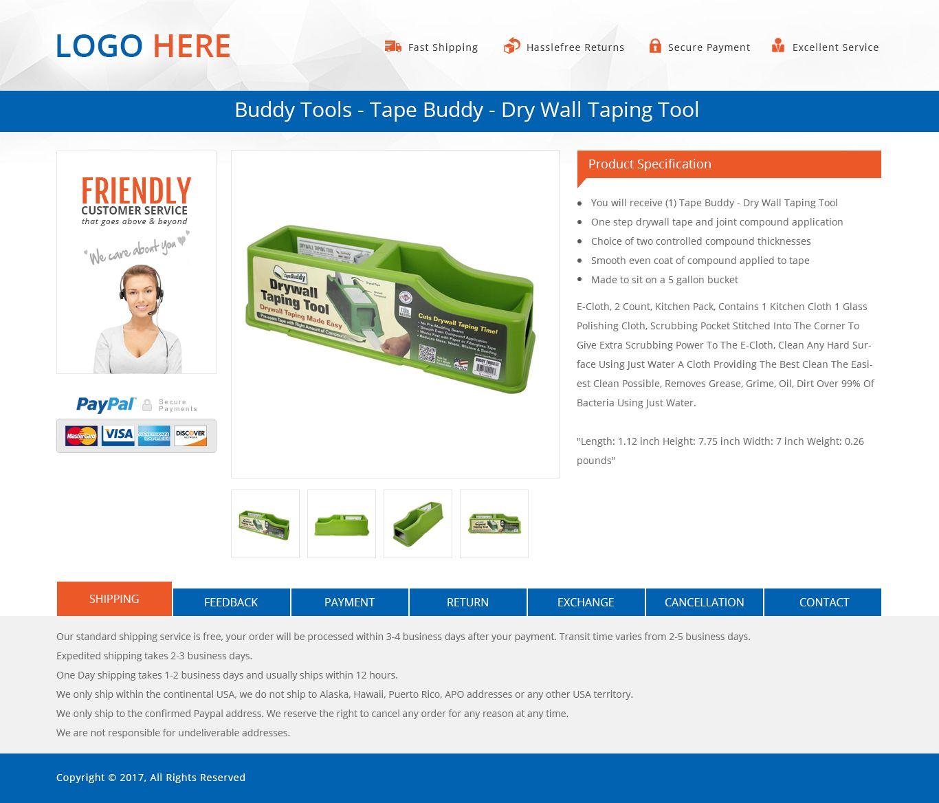 Ebay Html Template   Create Free Responsive Ebay Listing Auction Html Template Designs