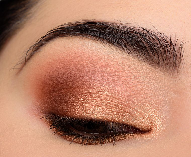 A Warm Neutral Eye With Colourpop Double Entendre With Images