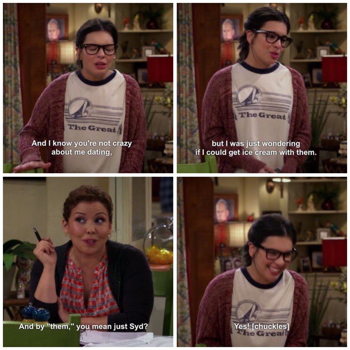One day at a time season 2 One day, Tv show quotes