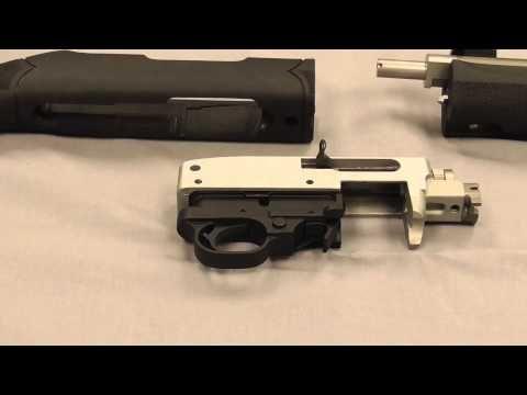 PSA AR15 5 56 Billet Upper & Lower Receiver Set - Stripped - 7791926