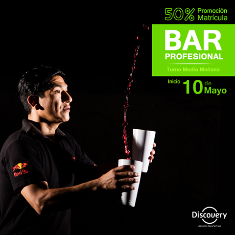 Discovery | Bar Profesional