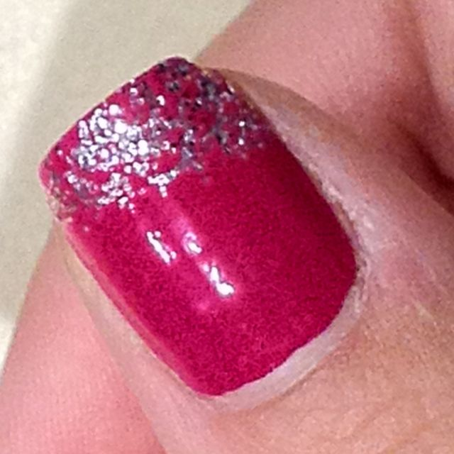 Sally Hanson instant dry nail polish is the best on those days when ...