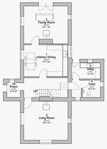 Modern Irish Small House Plans Inspirations Islandhomeplans In 2021 House Plan Gallery House Designs Ireland Cottage House Plans