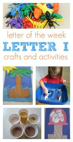 letter of the week curriculum