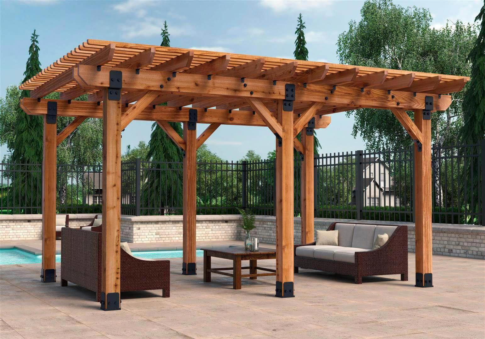 Where To Buy Pergola Kits #PergolaKitsAmazon #PergolaInFrontOfHouse - Where To Buy Pergola Kits #PergolaKitsAmazon #PergolaInFrontOfHouse