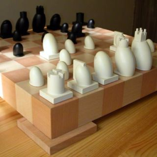 michael graves chess set architecture pinterest. Black Bedroom Furniture Sets. Home Design Ideas