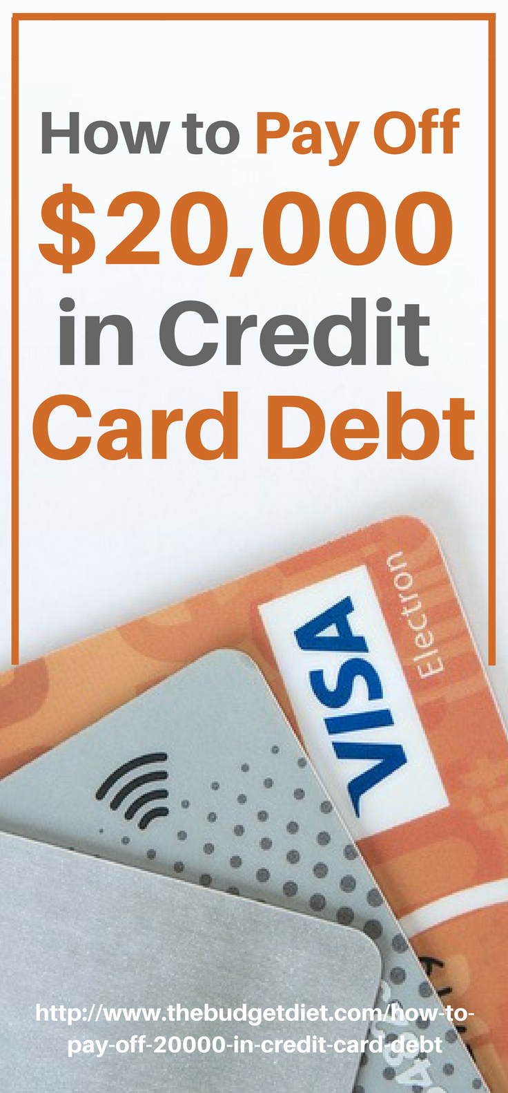How To Pay Off 20 000 In Credit Card Debt Credit Card Payoff Plan Secure Credit Card Credit Cards Debt