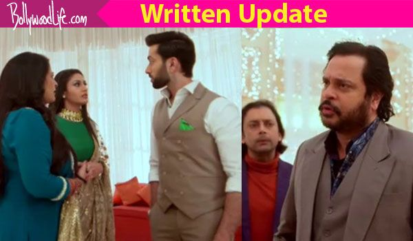 Ishqbaaz 17 March 2017, Written Update of Full Episode: Anika gets bad premonitions after seeing Shivaay dead in a plane crash #FansnStars