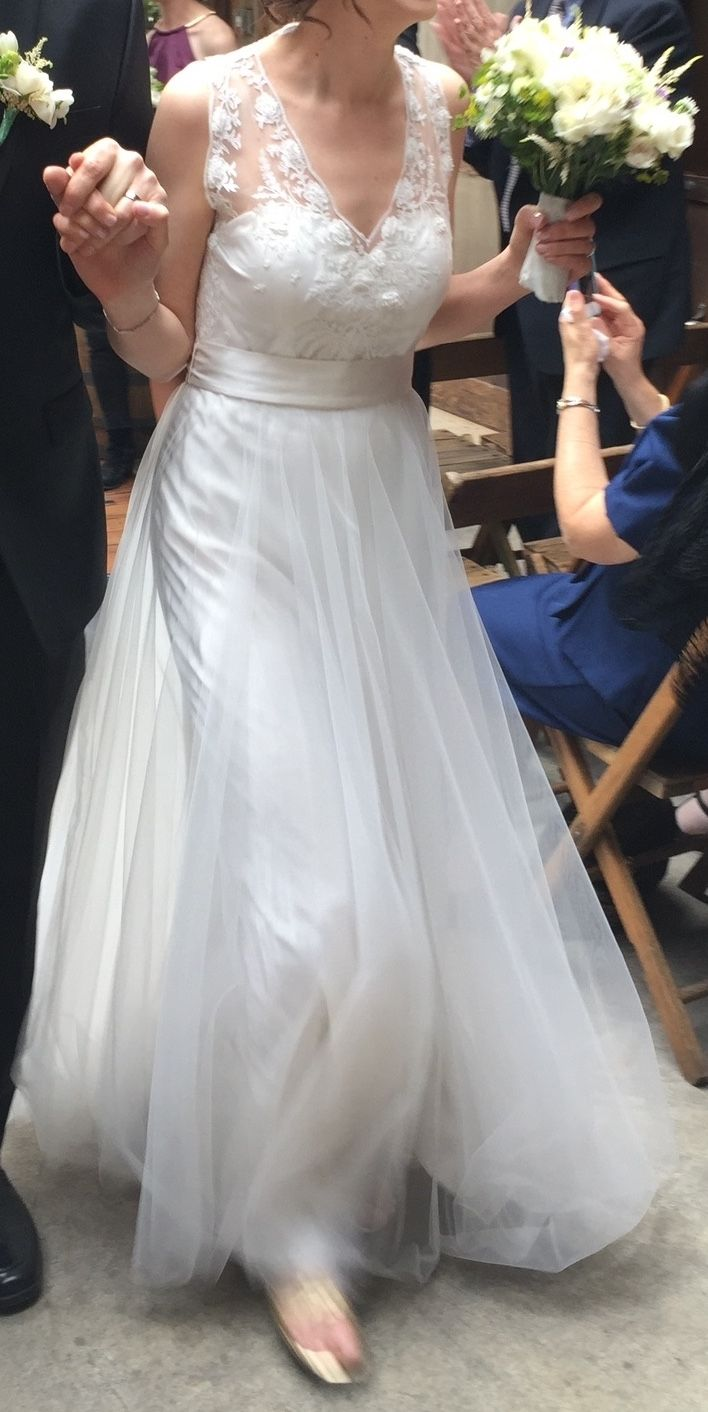BHLDN Onyx Gown By Catherine Deane Wedding Dress. BHLDN Onyx Gown By ...