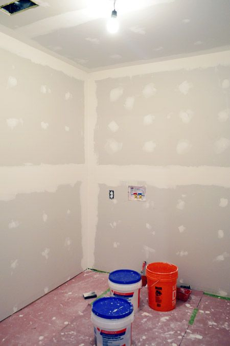 Finishing Drywall Taping Mudding Sanding I May Just Have To Finish That Project Myself