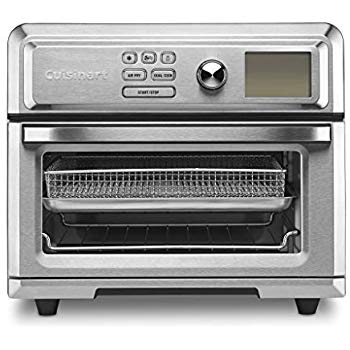 Amazon Com Cuisinart Toa 65 Airfryer Toaster Oven 6 Cu Ft Silver Kitchen Dining Toaster Oven Toaster Convection Toaster Oven