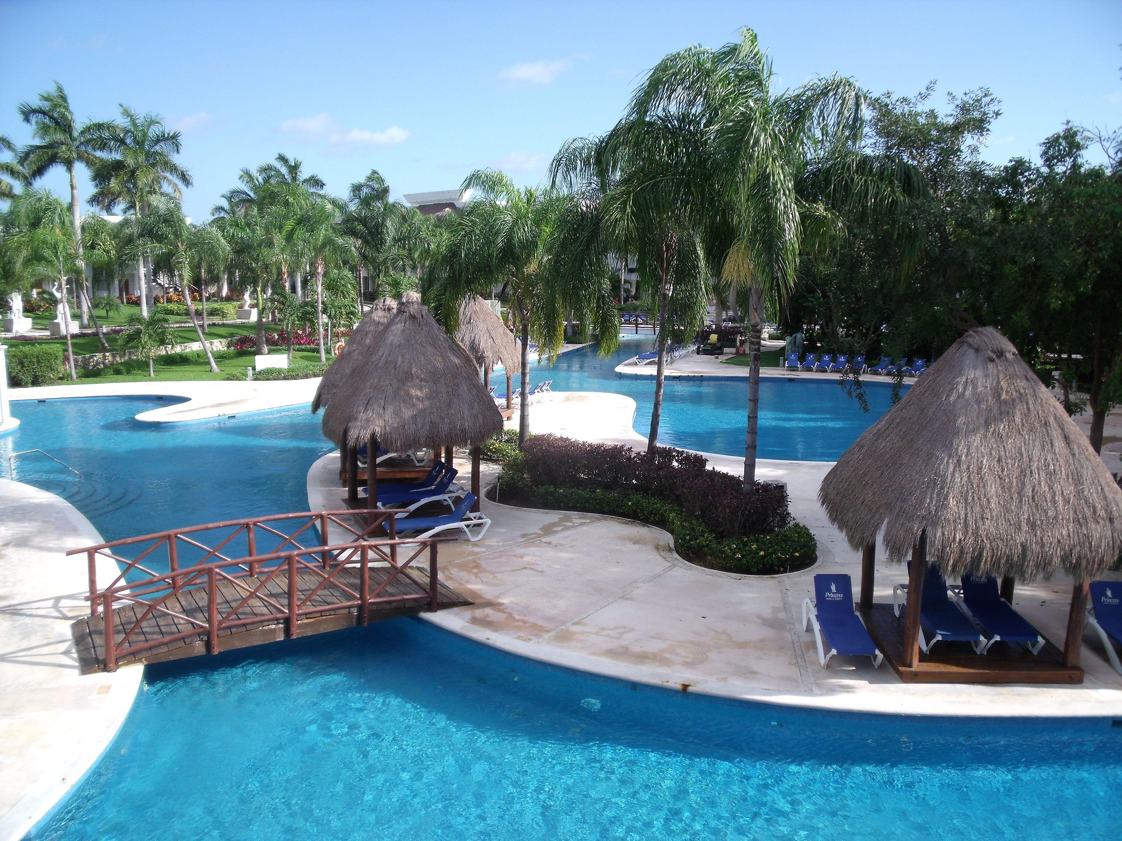 Playa Del Carmen Mexico Grand Sunset Princess Resort