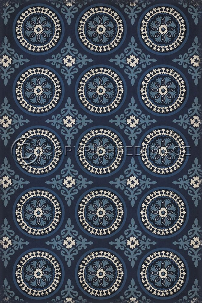 Spicher And Company Vintage Vinyl Floorcloths At Valley