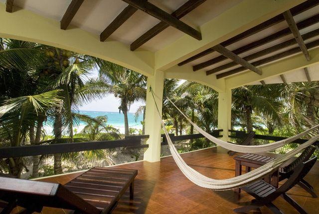 Casa de las Olas, Quintana Roo, Mexico