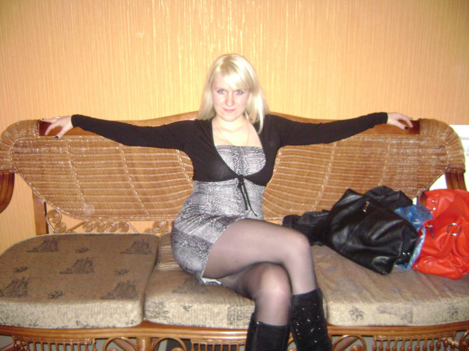 Phrase candid wife pantyhose