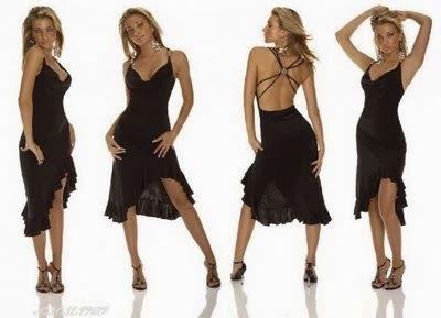 191e162c0 Vestidos para bailar salsa