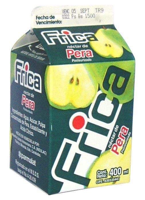 Delicioso jugo de pera