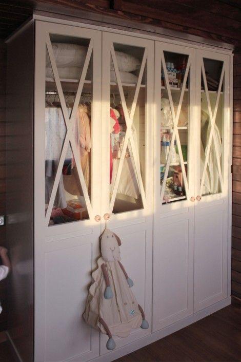 Armario Lacado Blanco Almeria Aguadulce 2 Dormitorios Armarios