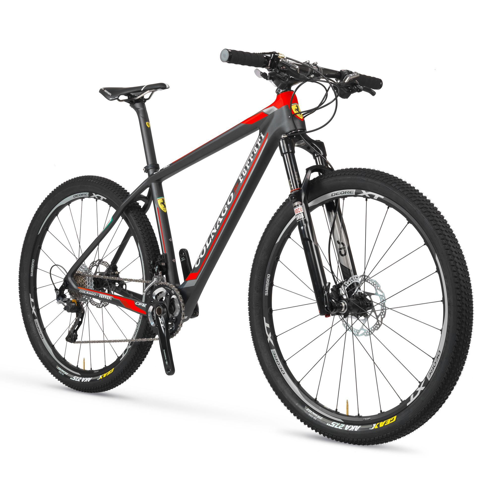 Colnago for Ferrari CF12 | mtb | Pinterest | Bicicleta y Deporte