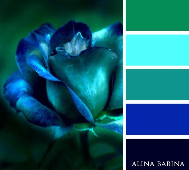Colors Vk Emerald Green Cobalt Royal Blue Color Palette Jewel Tone