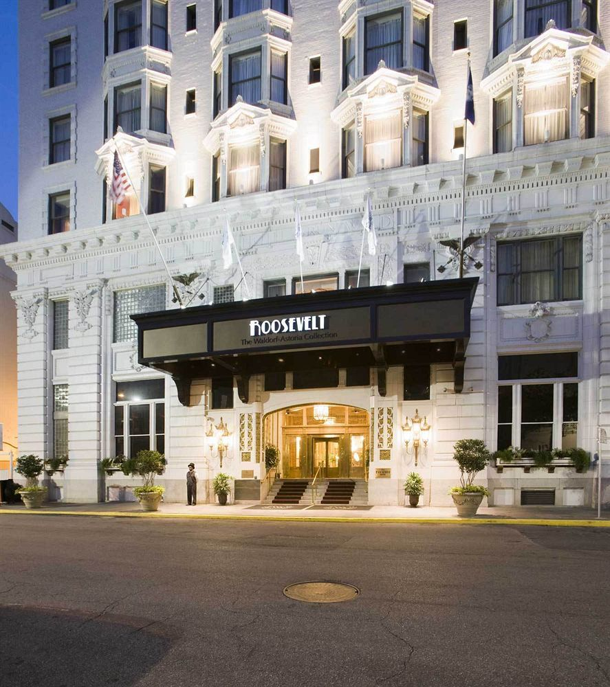 The Roosevelt New Orleans A Waldorf Astoria Hotel In