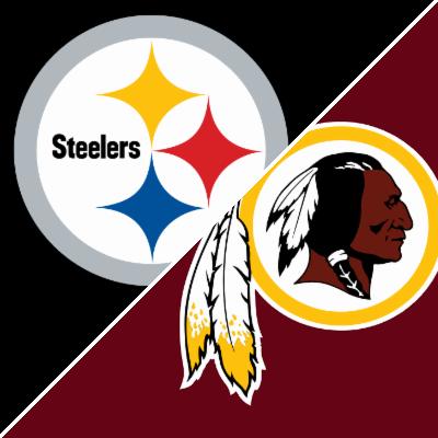 Week 1 Preview: Steelers at Redskins