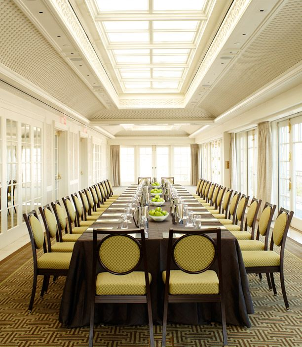Restaurants In Dc With Private Dining Rooms: Washington DC Meeting Facilities & Space