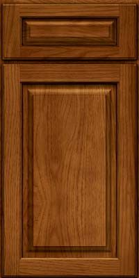 KraftMaid Cabinets -Arch Raised Panel - Solid (PWH ...
