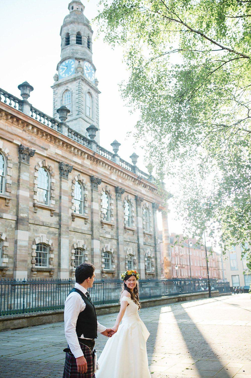Boho Wedding Destination Photographer Fine Art Photographers Glasgow Bride