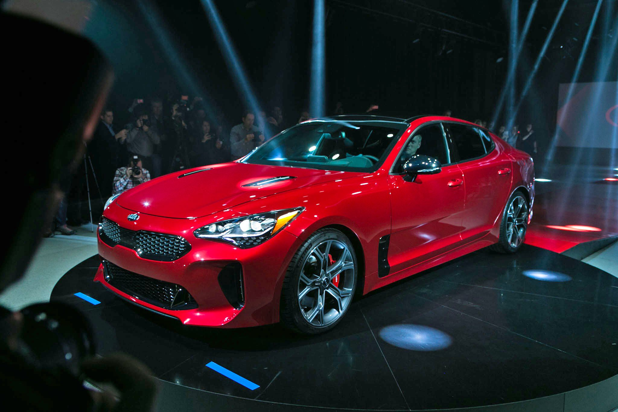 Kia Stinger Gt First Look Kia Stinger Kia Stinger