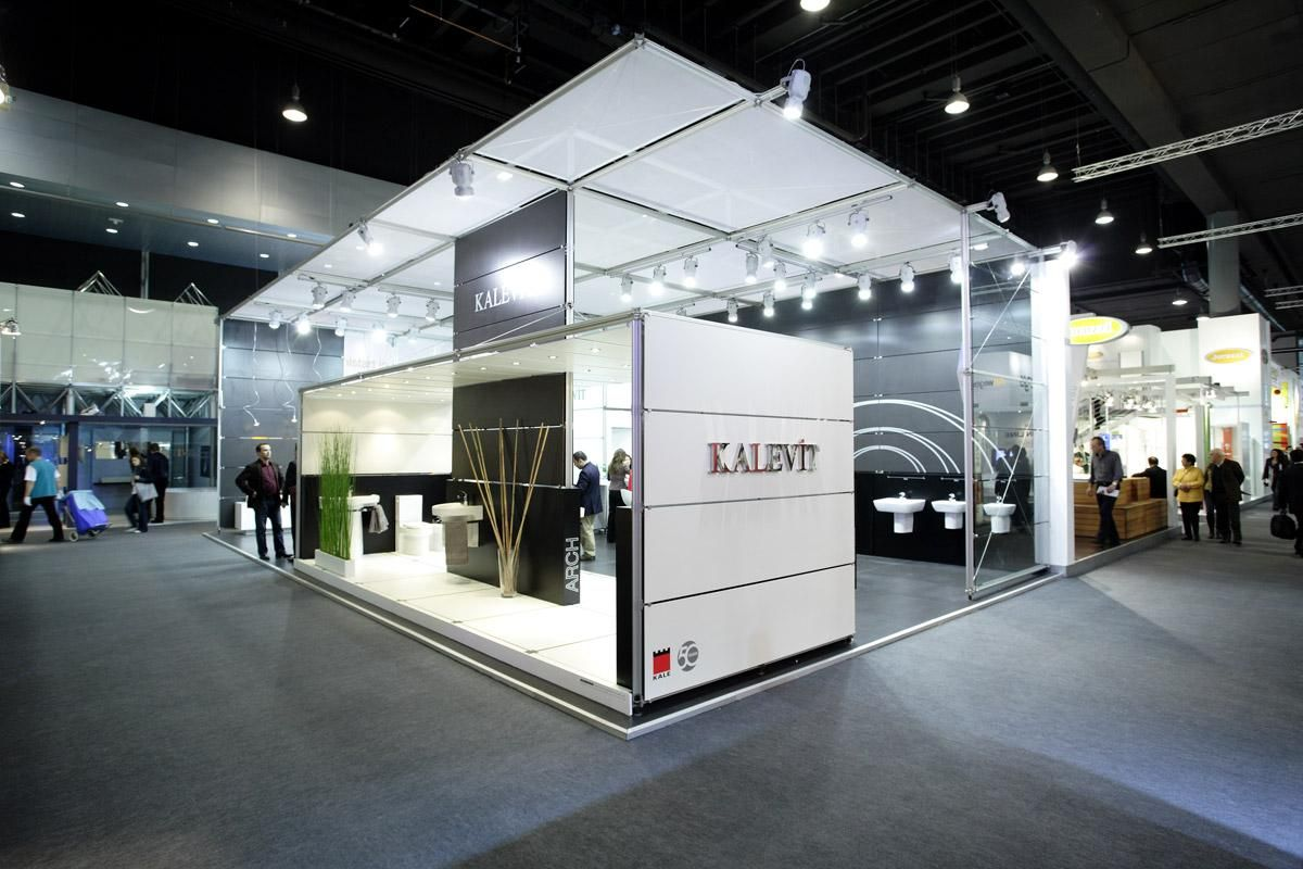 Looks Like A Booth Within Another Booth Great Concept Exhibit Design P