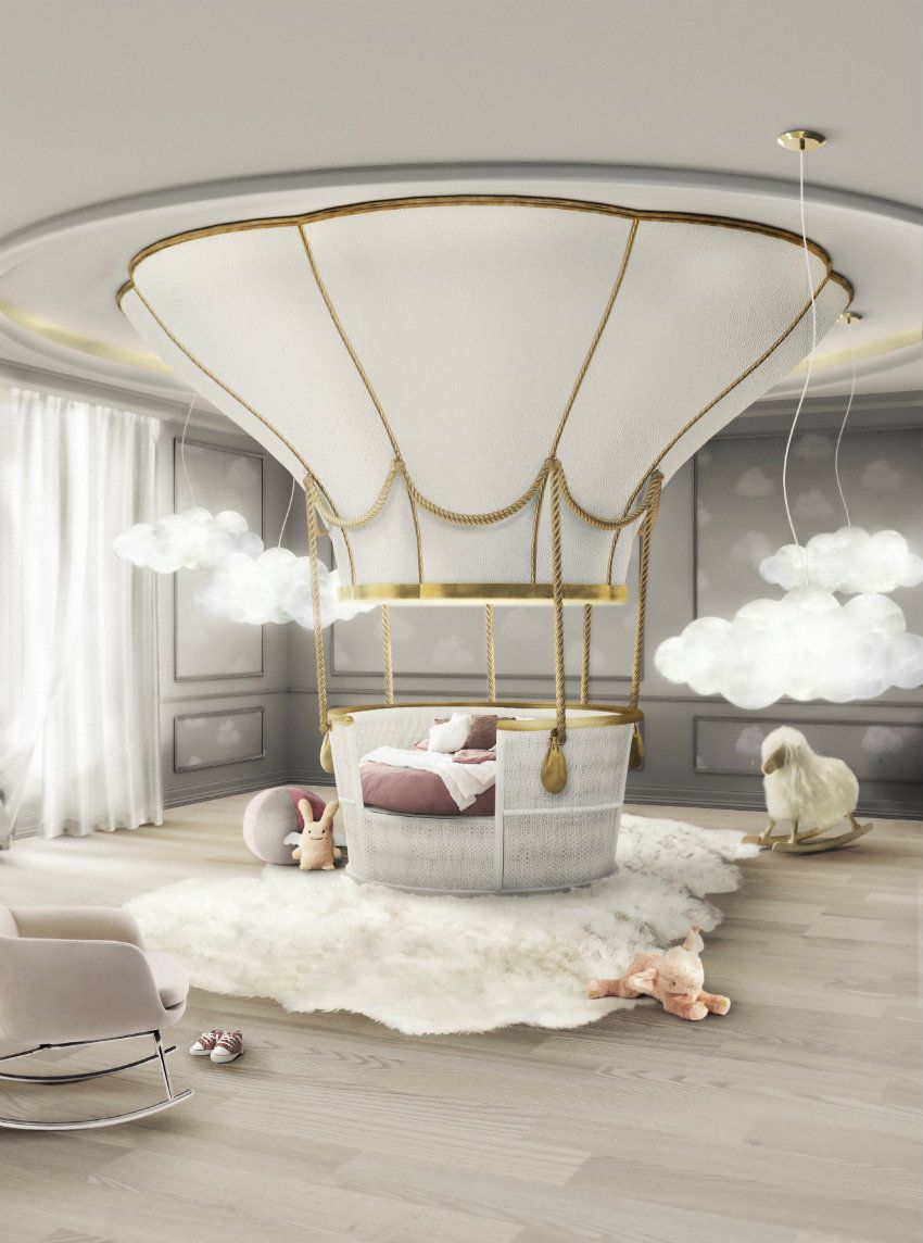 Die schönsten Kinderzimmer | design & Art | Kids bedroom, Cool beds ...