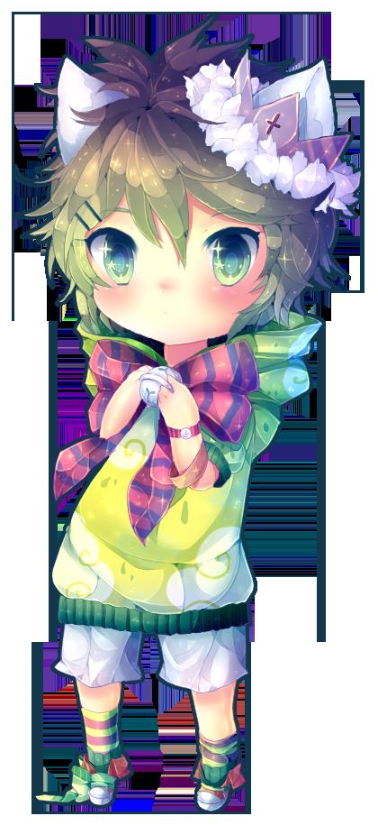 Silver by =Yamio on deviantART Cute anime chibi, Chibi