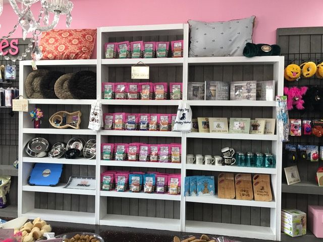 Treat Yourself And Your Pups This Week With Treats For The Whole Family From Woof Gang Bakery Allendale Allendale Home Decor Decor