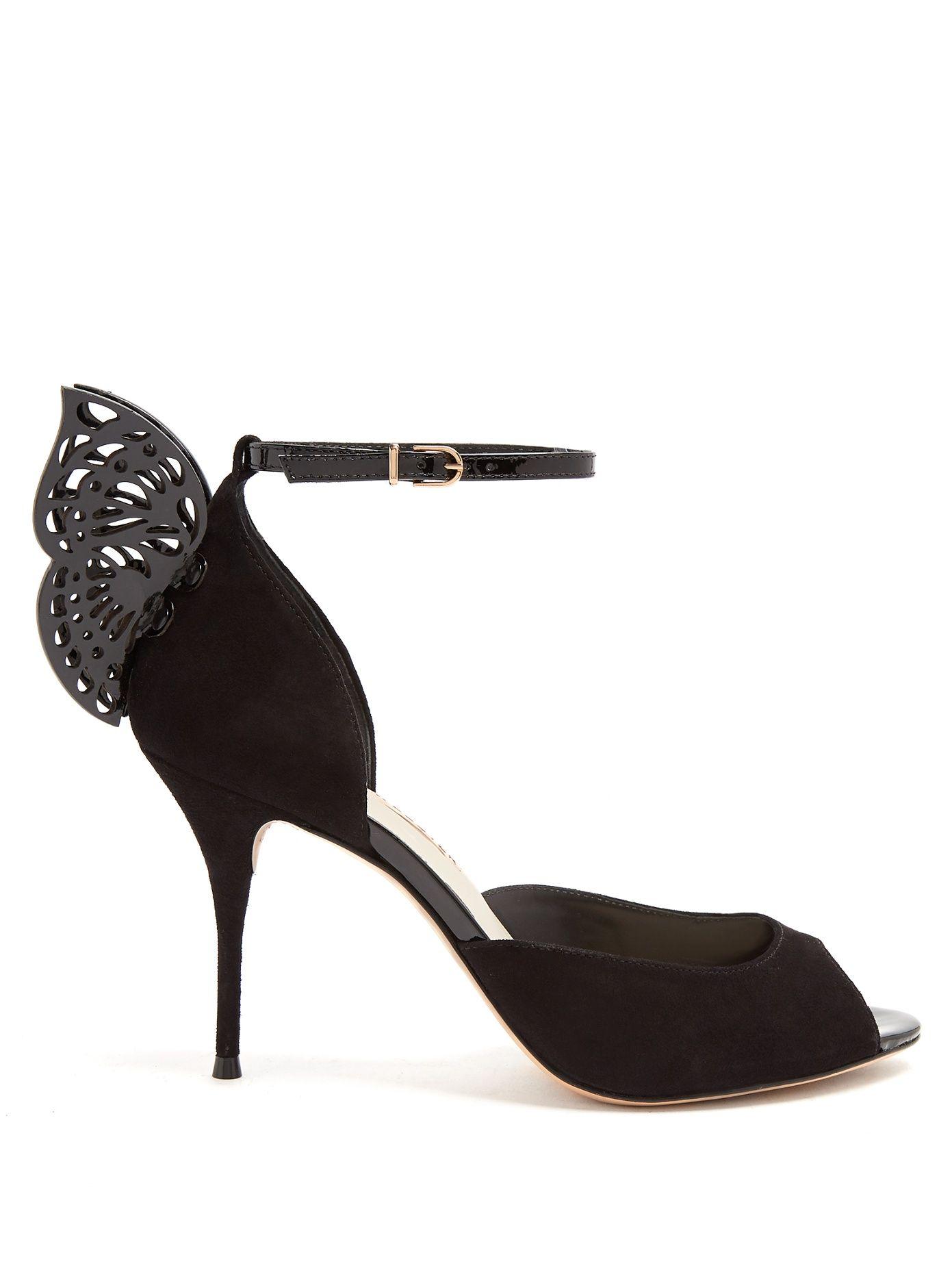Sophia Webster Flutura Butterfly Sandals outlet great deals rsvdOh9K