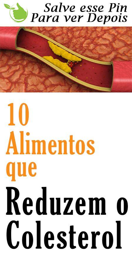 10 Alimentos Que Reduzem O Colesterol Alimentos Que Reduzem O
