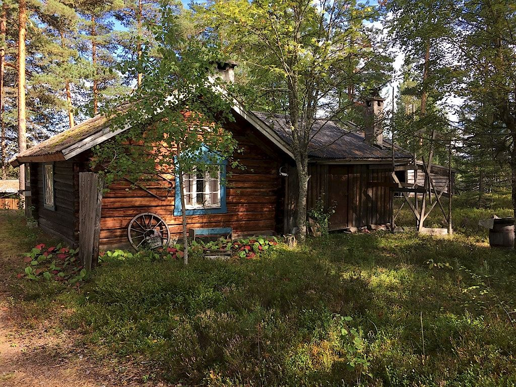 Live Like In The Old Days Log Cabin In The Woods House In The Woods Swedish Cottage Cozy Cabin