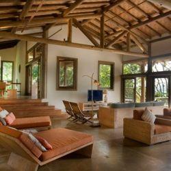 Ponta do Toque Toque is a tranquil paradise retreat in Brazil.