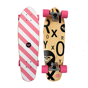 love this little cruiser board!  #DAREYOURSELF #ROXYoutdoorfitness