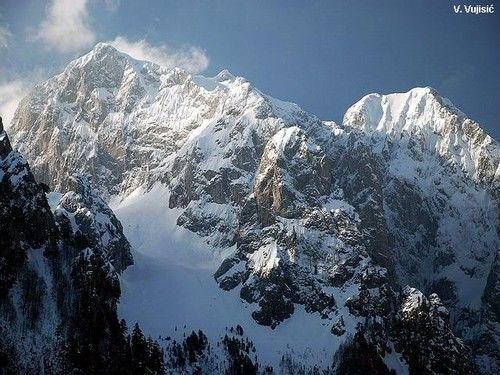 Albanian Alps (Bjeshkët e Nemuna)