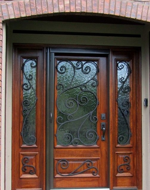 Custom Exterior Doors | Ideas for the House | Pinterest | Custom ...