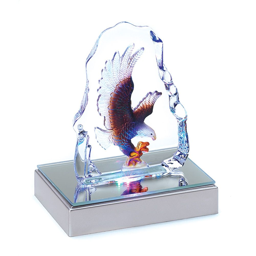 Warriors Of The Rainbow Lodge: Art Glass Figurines