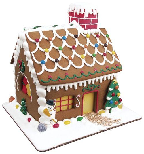 Jules Gluten Free Gingerbread House Kit