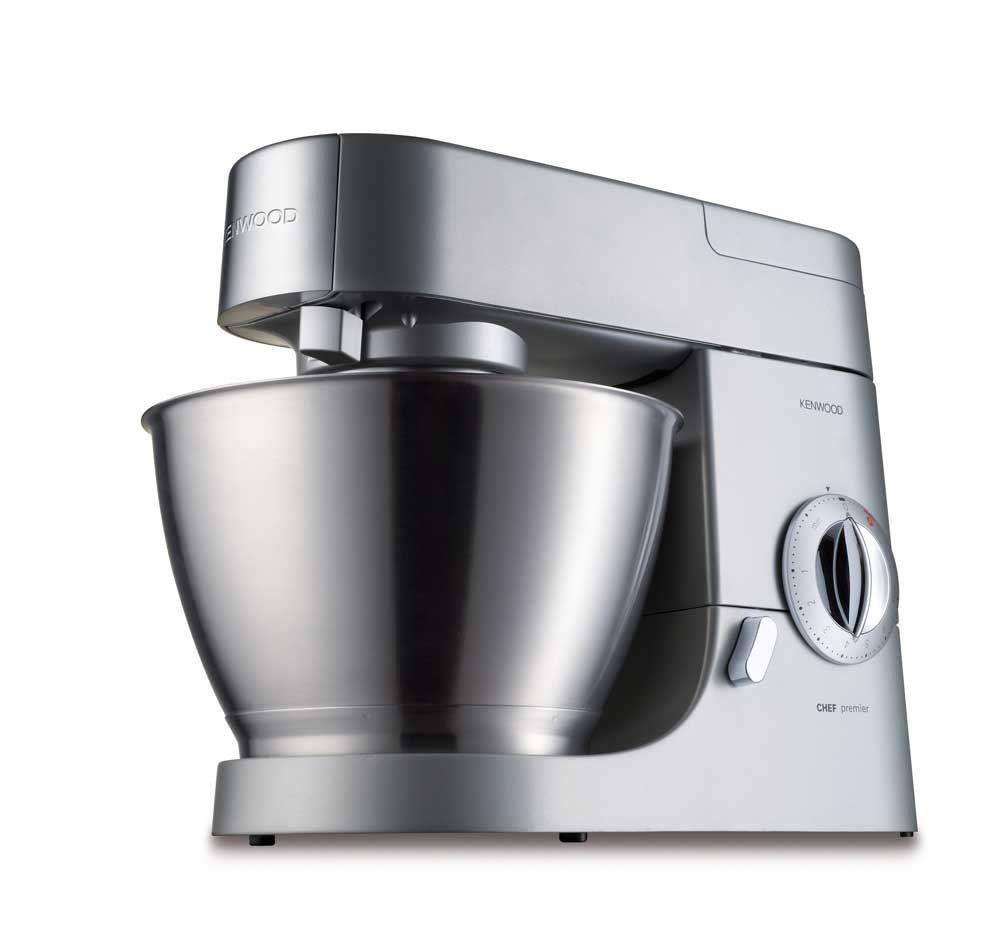 Review Of The Kenwood Kmc570 Chef Premier Kitchen Mixer Chefs Kitchen Kitchen