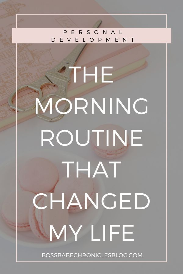 See what morning routine has completely changed my life, and how it can change yours too! My miracle morning routine. #miraclemorning #morningroutine #personaldevelopment #morningroutine