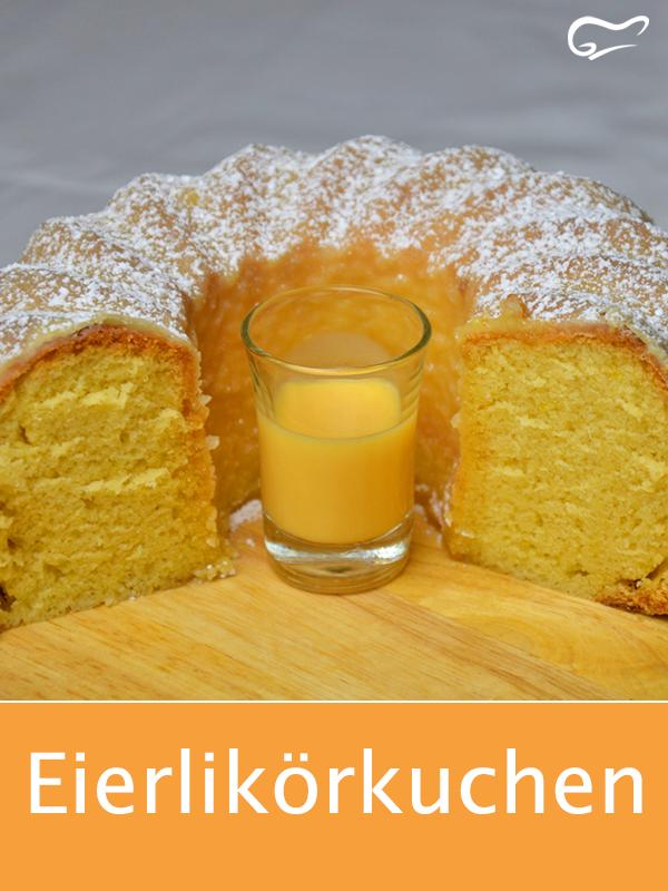 Dieses einfache und schnelle Rezept für einen saftigen Eierlikörkuchen sorgt für Begeisterung. #eierlikörkuchen #eierlikör #kuchen #backen #ostern #rezept #dessert #süßesbacken