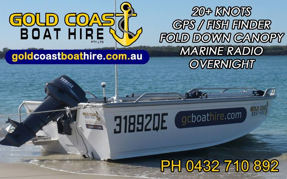 Gold Coast Boat Hire Pty Ltd Opens Exclusive Opportunity For Fishing Throughout Gold Coast And Brisbane Regions In The Weekend Days Boat Hire Marine Radio Boat